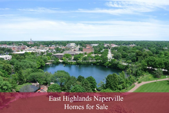 East Highlands Naperville Homes for Sale