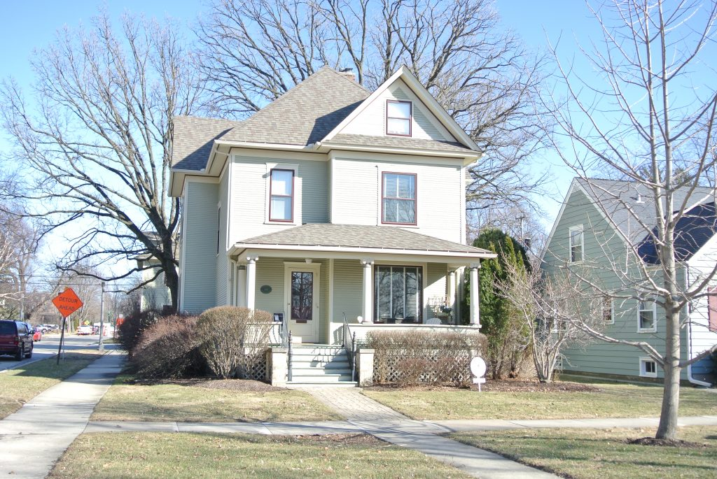 Homes in Downtown Naperville IL