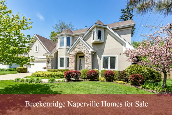 Breckenridge Estates Naperville IL Homes for Sale